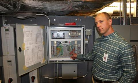St. John's Hospital in Maplewood, MN, received a $300,000 grant for a $1 million building automation system upgrade and retro-commissioning project that covered all facility air handling units and heating and cooling systems.